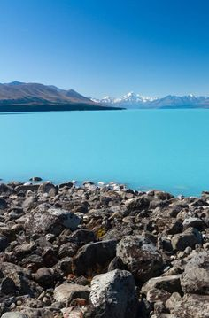 Lake Pukaki, New Zealand via #worldmarksp ~Yank In Australia on FB