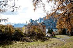 Hotel Villa Waldkönigin. Vinschgau-AUSTRIA