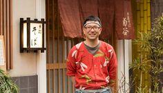 手打そば 菊谷の料理人 菊谷 修 氏がオススメするお店です。