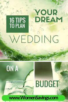 16 Tips for Dream Wedding on a Budget