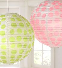 This paper lantern is only $12! Photo and item from pbteen.com