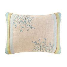 Somerset Patchwork Cotton Lumbar Pillow