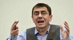 """""""No estoy a gusto en la política"""", dice cofundador de partido español Podemos"""