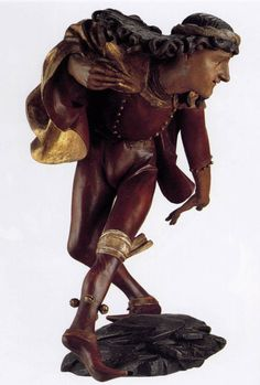 Morris Dancer (Bridegroom) 1480 GRASSER, Erasmus