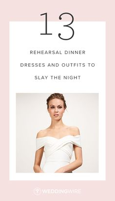 0b365d5091 10 Rehearsal Dinner Dresses and Outfits to Slay the Night