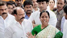 Senior Telangana leaders bid adieu to YSR Congress
