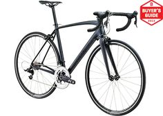 Specialized Allez Race Rival The hydroformed frame tubes are made of Specialized' E5 aluminum; a carbon fork smooths the road. A range of s...
