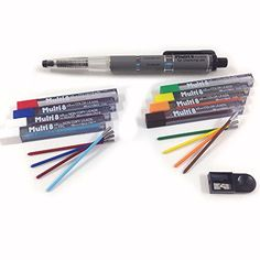 Pentel Pencil Lead Holder and Lead Set, Multi 8 Set (PH802ST) Pentel http://smile.amazon.com/dp/B0013NG07U/ref=cm_sw_r_pi_dp_QeeTvb1S64PMD