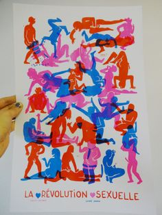 """situology: """" 11x17, 3 color Risograph. Created by me and Julien Castanie. Available here. """""""
