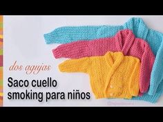Vestido con canesú redondo tejido a crochet para niñas / Crocheted round yoke dress for girls - YouTube