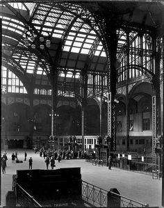 Old Penn Station, New York