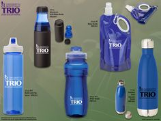 #TRIOworks, Ideas board for bottles