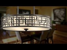 The Art Deco Loom Collection from Kichler Lighting