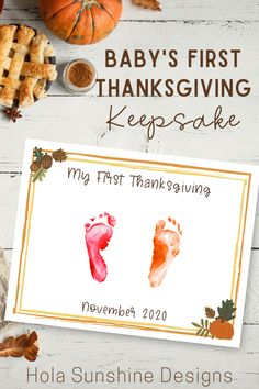 Whether you're a daycare provider looking for fall activities for the babies or a mom looking for ways to include your family more this year, these printable keepsakes are a win! Easy to print, paint, and send out to loved ones this fall 2020! #thanksgiving2020 #thanksgivingcrafts #thanksgivingdiy #diythanksgiving #diybabycrafts #handprintcrafts #footprintart #handprintart #myfirstthanksgiving #diythanksgivingcards Diy Thanksgiving Cards, Babys First Thanksgiving, Simply Stamps, Footprint Crafts, Handprint Art, Baby Footprints, Baby Crafts, Keepsakes, Holiday Crafts