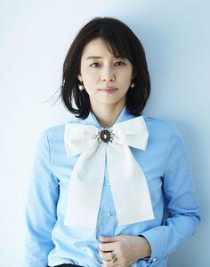 石田ゆり子 Japanese Beauty, Asian Beauty, Middle Aged Women, Japan Model, Online Collections, Bob Hairstyles, Beautiful Women, Actresses, Celebrities