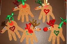 easy kid crafts for christmas - Bing Images