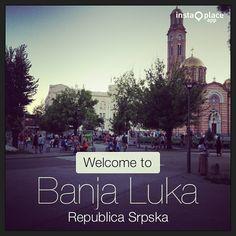 Banja Luka in Republika Srpska