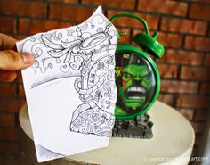 Pencil vs Camera HD Images by Ben Heine - HD Photos