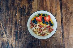 Mango-Appelsiini bowl - Tickle Your Fancy | Lily.fi