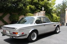 Salvaged Lightweight: 1973 BMW 3.0CSL