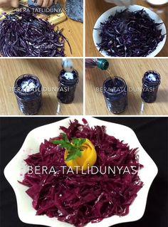 Mor Lahana Turşusu Tarifi | Enfes Tarifler Class Ring, Cabbage, Vegetables, Food, Fences, Essen, Cabbages, Vegetable Recipes, Meals