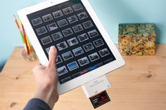 iPad CF and SD Card Readers by Photojojo