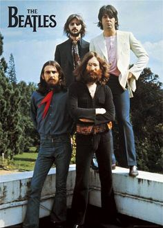 The Beatles - final photography session, Tittenhurst Park, 22 August 1969