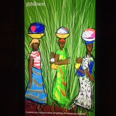 3 queens. #art #artist #instaartist #instaart #sketch #doodle #illustration #graphicdesign #queen #afrika #afrikaans #afrikana #colorful #painting #digitalart by blkwst