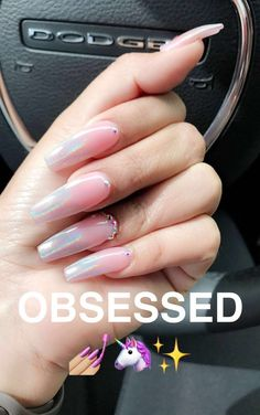 A manicure is a cosmetic elegance therapy for the finger nails and hands. A manicure could deal with just the Gorgeous Nails, Love Nails, How To Do Nails, Fun Nails, Color Nails, Classy Nails, Trendy Nails, Matte Nails, Acrylic Nails