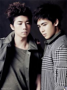 2PM : Wooyoung & Nichkhun