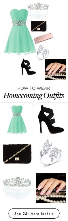 """""""Untitled #168"""" by breewashere on Polyvore featuring Forever 21 and Kate Marie"""