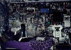 Emo Teenage Girl Room Ideas - Bing Images
