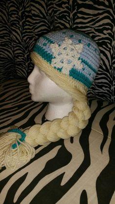 Frozen Elsa's hat