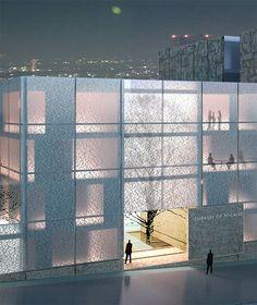 New Finnish Embassy Building // Tokyo // Japan // Lahdelma & Mahlamäki // 1