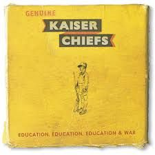 Kaiser Chiefs : Education, Education Education & War - MusiK Please Sheet Music Direct, Ricky Wilson, How Soon Is Now, Kaiser Chiefs, Tears For Fears, Kings Of Leon, Apps, Drummers, Lp Vinyl