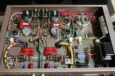 Model marantz image_i Radio Design, Valve Amplifier, Hifi Audio, Vacuum Tube, Diy Electronics, Audio Equipment, Audiophile, Home Brewing, Cool Designs