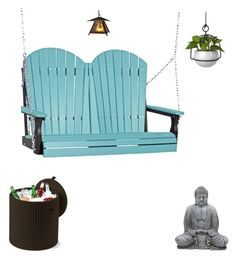 """""""Uh"""" by overdose-onstyle ❤ liked on Polyvore featuring interior, interiors, interior design, home, home decor, interior decorating, DutchCrafters, Umbra, Keter and ADG Lighting"""