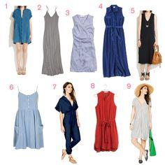 9 Nursing-Friendly Dresses | With Love