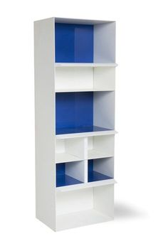 Módulo aéreo de metal vertical Líbero #mueble #diseño #diseñador #decoracion #salon