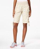 Calvin Klein Performance Mid-Length Shorts