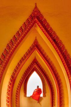 """Sakwut Sansaneeyashewin - """"Quiet Corner"""" Tiger Temple (Wat Pha Luang Ta Bua), Kanchanaburi, Thailand"""