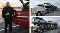 Yes Virginia, We Carry 18 Wheelers | Cape May-Lewes Ferry.  Loric Auto Transport regularly takes vehicles from South Jersey to the Virginia auction market.