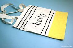 BLOG | DIY - pimp je katoenen tasje - hemelsblauw - www.hemelsblauw.net