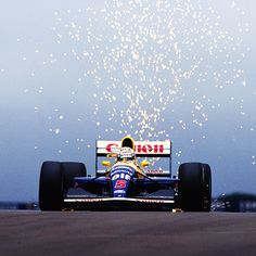 Nigel Mansell - Williams FW14 - 1991 British GP