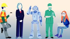 Find out how much of your job can technically be automated using our interactive calculator Calculator, Nonfiction, Documentaries, Robot, Canning, Fictional Characters, Non Fiction, Robotics, Documentary