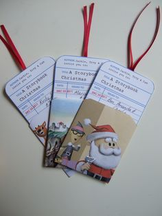 Storybook Christmas Party - cute book exchange party theme