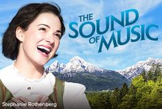 """#sfSoundofMusic Overflowing with such beloved songs as """"My Favorite Things"""" and """"Climb Ev'ry Mountain,"""" this heart-warming family musical tells an inspiring story of the discovery of love – and a daring bid for freedom. #musicals #soundofmusic #favoritethings"""
