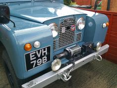 Land Rover Series 2a 88 1964