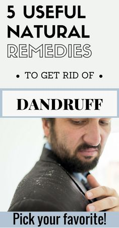 "Hundreds of persons are fighting with dandruff and it's actually not nice to a ""snowy hair"". But before you diagnose yourself with dandruff make sure it's dandruff and it's not just dry scalp, because the symptoms are the same but the treatment is different. Instead spending lots of money on hair products without any particularly …"