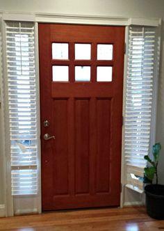 DIY Side Light Curtains